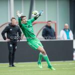 16-09-2017: Voetbal: Almere City FC O19 v AFC O19: Almere Stijn Keller (Almere City FC O19) Seizoen 2017 / 2018