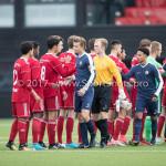 16-09-2017: Voetbal: Almere City FC O19 v AFC O19: AlmereSeizoen 2017 / 2018