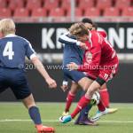 16-09-2017: Voetbal: Almere City FC O19 v AFC O19: Almere Tristan Buis (Almere City FC O19) Seizoen 2017 / 2018