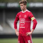 16-09-2017: Voetbal: Almere City FC O19 v AFC O19: Almere Jelle Goselink (Almere City FC O19) Seizoen 2017 / 2018
