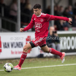 16-09-2017: Voetbal: Almere City FC O19 v AFC O19: Almere Abdullah Gunaydin (Almere City FC O19) Seizoen 2017 / 2018