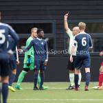 16-09-2017: Voetbal: Almere City FC O19 v AFC O19: Almere Seizoen 2017 / 2018