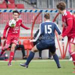 16-09-2017: Voetbal: Almere City FC O19 v AFC O19: Almere Berkay Delice (Almere City FC O19) Seizoen 2017 / 2018
