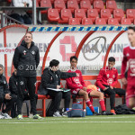 16-09-2017: Voetbal: Almere City FC O19 v AFC O19: Almere Rene Koster - Hoofdtrainer (Almere City FC O19) Seizoen 2017 / 2018