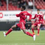16-09-2017: Voetbal: Almere City FC O19 v AFC O19: Almere Miguel Ramdas (Almere City FC O19) Seizoen 2017 / 2018