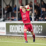 16-09-2017: Voetbal: Almere City FC O19 v AFC O19: Almere Huib van Eijnsbergen (Almere City FC O19) Seizoen 2017 / 2018