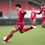 16-09-2017: Voetbal: Almere City FC O19 v AFC O19: Almere Bernardo dos Santos Monteiro (Almere City FC O19) Seizoen 2017 / 2018