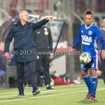 19-09-2017: Voetbal: FC Oss v Almere City FC: Oss Jack de Gier - Technisch manager/Hoofdtrainer (Almere City FC) Jupiler League 2017 / 2018