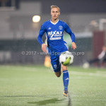 19-09-2017: Voetbal: FC Oss v Almere City FC: Oss Silvester van de Water (Almere City FC) Jupiler League 2017 / 2018