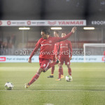 22-09-2017: Voetbal: Almere City FC v FC Oss: Almere Ezra Walian (Almere City FC) Jupiler League 2017 / 2018