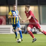 22-09-2017: Voetbal: Almere City FC v FC Oss: Almere Josef Kvída (Almere City FC) Jupiler League 2017 / 2018