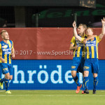 22-09-2017: Voetbal: Almere City FC v FC Oss: Almere Richard van der Venne (FC Oss) 0-2 Jupiler League 2017 / 2018