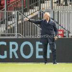 22-09-2017: Voetbal: Almere City FC v FC Oss: Almere Jack de Gier - Technisch manager/Hoofdtrainer (Almere City FC) Jupiler League 2017 / 2018