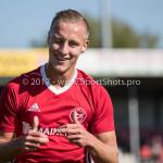 23-09-2017: Voetbal: Jong Almere City FC v Jong FC Groningen: Almere Silvester van der Water (Jong Almere City FC) 3de divisie zaterdag 2017 / 2018