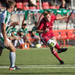 23-09-2017: Voetbal: Jong Almere City FC v Jong FC Groningen: Almere James Efmorfidis (Jong Almere City FC) 3de divisie zaterdag 2017 / 2018