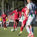 23-09-2017: Voetbal: Jong Almere City FC v Jong FC Groningen: Almere Faris Hammouti (Jong Almere City FC) 3de divisie zaterdag 2017 / 2018