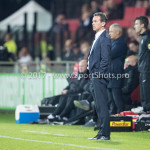 29-09-2017: Voetbal: Go Ahead Eagles v Almere City FC: Deventer Leon Vlemmings - trainer/coach (Go Ahead Eagles) Jupiler League 2017 / 2018