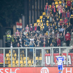 29-09-2017: Voetbal: Go Ahead Eagles v Almere City FC: Deventer Almere City FC Supporters Jupiler League 2017 / 2018
