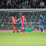 29-09-2017: Voetbal: Go Ahead Eagles v Almere City FC: Deventer Sam Hendriks (Go Ahead Eagles) 2-1 Jupiler League 2017 / 2018