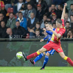 29-09-2017: Voetbal: Go Ahead Eagles v Almere City FC: Deventer Gaston Salasiwa (Almere City FC) Jupiler League 2017 / 2018
