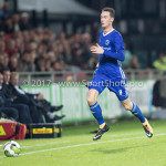 29-09-2017: Voetbal: Go Ahead Eagles v Almere City FC: Deventer Dennis van der Heijden (Almere City FC) Jupiler League 2017 / 2018