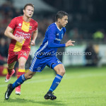 29-09-2017: Voetbal: Go Ahead Eagles v Almere City FC: Deventer Anass Ahannach (Almere City FC) Jupiler League 2017 / 2018