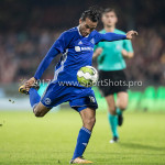 29-09-2017: Voetbal: Go Ahead Eagles v Almere City FC: Deventer Ezra Walian (Almere City FC) Jupiler League 2017 / 2018