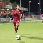 06-10-2017: Voetbal: Almere City FC v MVV Maastricht: Almere Gaston Salasiwa (Almere City FC) Jupiler League 2017 / 2018