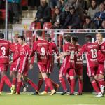 06-10-2017: Voetbal: Almere City FC v MVV Maastricht: Almere Almere City FC Celebrating Jupiler League 2017 / 2018