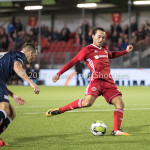 06-10-2017: Voetbal: Almere City FC v MVV Maastricht: Almere Ezra Walian (Almere City FC) Jupiler League 2017 / 2018