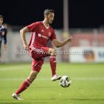 06-10-2017: Voetbal: Almere City FC v MVV Maastricht: Almere Khalid Tadmine (Almere City FC) Jupiler League 2017 / 2018