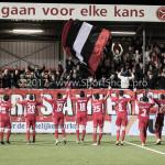 06-10-2017: Voetbal: Almere City FC v MVV Maastricht: Almere Supporters Almere City FC Jupiler League 2017 / 2018