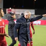 06-10-2017: Voetbal: Almere City FC v MVV Maastricht: Almere Jack de Gier - Technisch manager/Hoofdtrainer (Almere City FC) Jupiler League 2017 / 2018