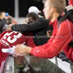06-10-2017: Voetbal: Almere City FC v MVV Maastricht: Almere Achille Vaarnold (Almere City FC) Jupiler League 2017 / 2018