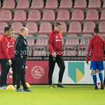 16-10-2017: Voetbal: Jong Ajax v Almere City FC: Amsterdam Jan Splinter - Keeperstrainer (Almere City FC) Jupiler League 2017 / 2018