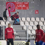 16-10-2017: Voetbal: Jong Ajax v Almere City FC: Amsterdam Supporters Almere City FC Jupiler League 2017 / 2018