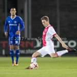 16-10-2017: Voetbal: Jong Ajax v Almere City FC: Amsterdam Carel Eiting (Jong Ajax) Jupiler League 2017 / 2018