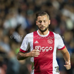 16-10-2017: Voetbal: Jong Ajax v Almere City FC: Amsterdam Mitchel Dijks (Jong Ajax) Jupiler League 2017 / 2018
