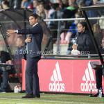 16-10-2017: Voetbal: Jong Ajax v Almere City FC: Amsterdam (L-R) Michael Reiziger - Hoofdcoach (Jong Ajax), Winston Bogarde - Assistent-trainer (Jong Ajax) Jupiler League 2017 / 2018