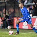 16-10-2017: Voetbal: Jong Ajax v Almere City FC: Amsterdam Arsenio Valpoort (Almere City FC) Jupiler League 2017 / 2018