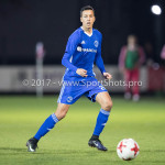 16-10-2017: Voetbal: Jong Ajax v Almere City FC: Amsterdam Anass Ahannach (Almere City FC) Jupiler League 2017 / 2018