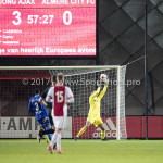 16-10-2017: Voetbal: Jong Ajax v Almere City FC: Amsterdam Chiel Kramer (Almere City FC) Jupiler League 2017 / 2018