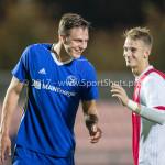16-10-2017: Voetbal: Jong Ajax v Almere City FC: Amsterdam (L-R) Josef Kvída (Almere City FC), Vaclav Cerny (Jong Ajax) Jupiler League 2017 / 2018