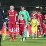 20-10-2017: Voetbal: Almere City FC v SC Cambuur: Almere Jupiler League 2017 / 2018