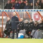 20-10-2017: Voetbal: Almere City FC v SC Cambuur: Almere Jack de Gier - Technisch manager/Hoofdtrainer (Almere City FC) Jupiler League 2017 / 2018