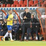 20-10-2017: Voetbal: Almere City FC v SC Cambuur: Almere Marinus Dijkhuizen - trainer/coach (SC Cambuur) Jupiler League 2017 / 2018