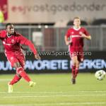 20-10-2017: Voetbal: Almere City FC v SC Cambuur: Almere Calvin Mac Intosch (Almere City FC) Jupiler League 2017 / 2018