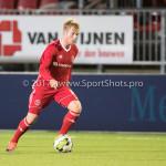 20-10-2017: Voetbal: Almere City FC v SC Cambuur: Almere Jeffrey Rijsdijk (Almere City FC) Jupiler League 2017 / 2018