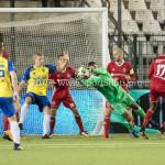 20-10-2017: Voetbal: Almere City FC v SC Cambuur: Almere Chiel Kramer (Almere City FC) Jupiler League 2017 / 2018