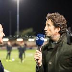 26-10-2017: Voetbal: Almere City FC v AZ: Almere Jack de Gier - Technisch manager/Hoofdtrainer (Almere City FC) KNVB Beker 2e ronde 2017 / 2018